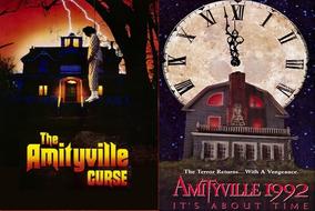 Coleção Amityville Todos Os Filmes 8 Filmes Em 6 Dvds