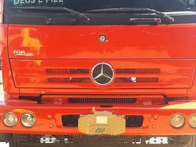 Mercedes-benz Mb 1718 Toco 2011/2012 Vermelha No Chassi
