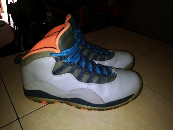 Jordan 10 Hornets