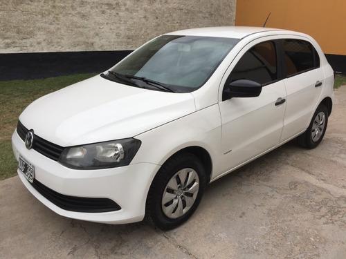 Volkswagen Gol Trend 1.6 Pack I Año 2013