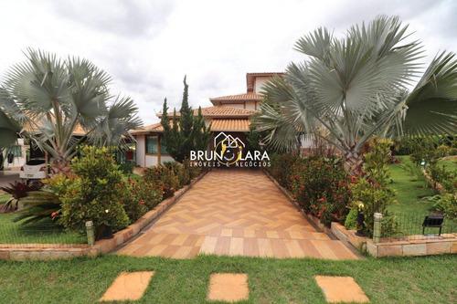 Casa À Venda Em Mário Campos Condomínio Serra Dos - Ibl1557