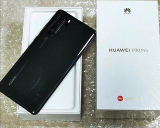 Cellular Nuevo Hauwei P30 Pro 256gb Y 8gb