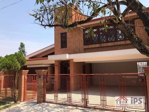 Casa À Venda, 326 M² Por R$ 1.080.000,00 - Cidade Universitária - Campinas/sp - Ca1434