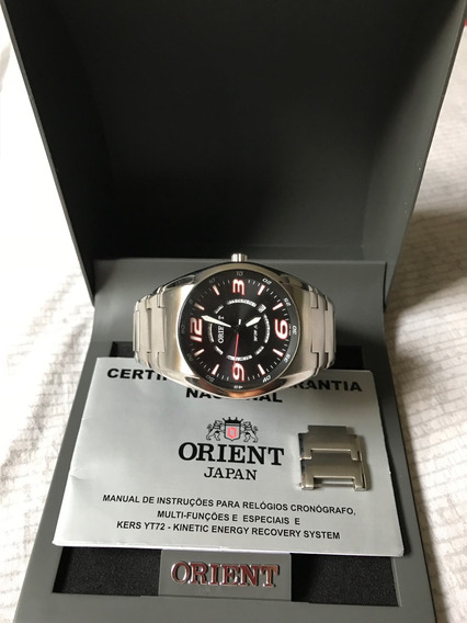 Relógio Orient Mbss1 Super Conservado Water Resistant 50mt