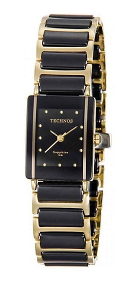 Relógio Technos Feminino Elegance Ceramic/sapphire 5y30mypai