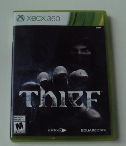 Imagem 1 de 3 de Thief Original Para Xbox 360 - Mídia Física
