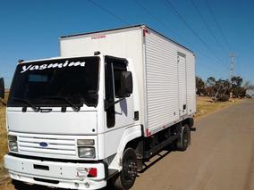 Cargo 814/99 Branco Bau