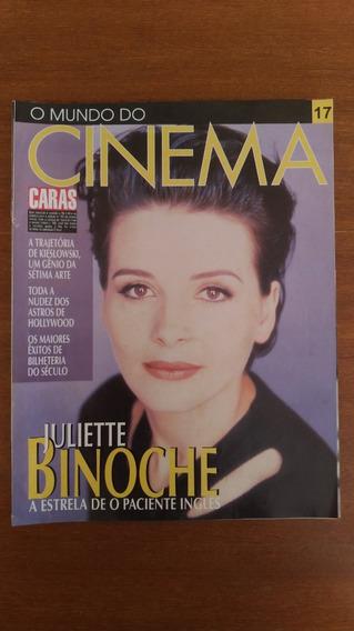 Revista O Mundo Do Cinema N° 17 Juliette Binoche Caras