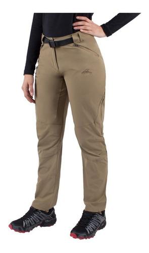 Pantalon Montagne Sienna Secado Rapido - Mujer