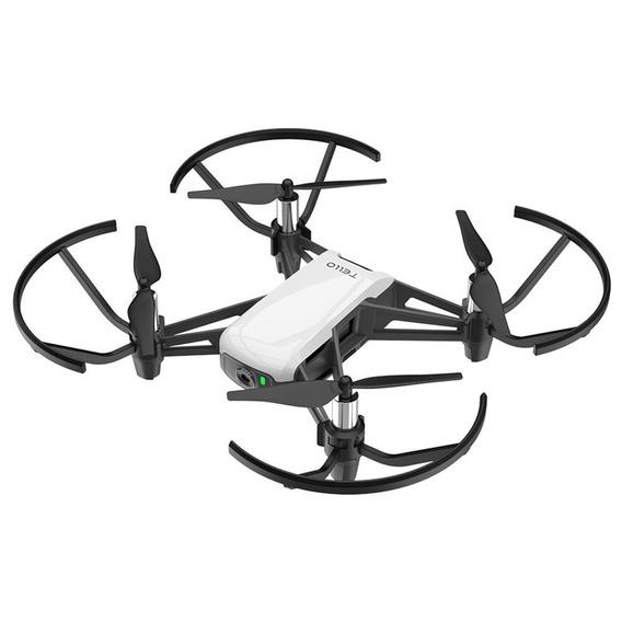 5 Drone Dji Tello Ryze Branco Câmera 5mp Vídeo Hd