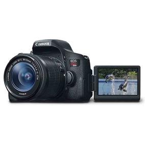 Canon T6i Com Wi-fi Nova Na Caixa