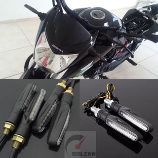 4 Pisca Esportio Yamaha Xt 600/660, Xtz 250 Ténéré E Lander