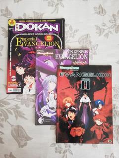 Especiales Evangelion Dokan Y Mangazone