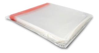 100 Sobres Celofan Cd #6 Adhesivo 12.5x12.5 Paq. C/100 Full