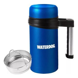 Vaso Termico Jarro Acero Inoxidable Waterdog 500 Ml Ta500bg