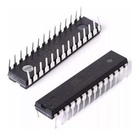 Microcontrolador Atmega328 Pu Ci Chip Arduino Uno Dip28