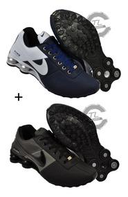 Tenis Sxhox Nike Deliver Avenue 4 Molas Original Kit 2 Pares