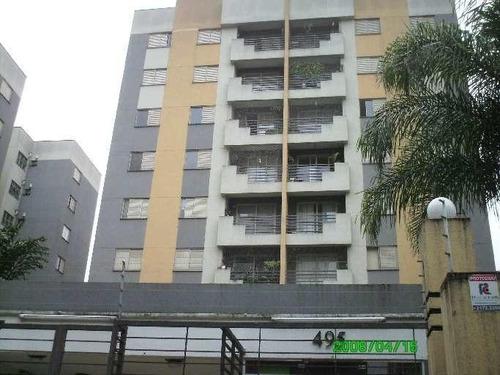 Apartamento Com 3 Dormitórios À Venda, 75 M² Por R$ 585.000,00 - Jardim Marajoara - São Paulo/sp - Ap0153