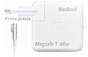Carregador Macbook 60 W Magsafe 1 Pro Fonte Original