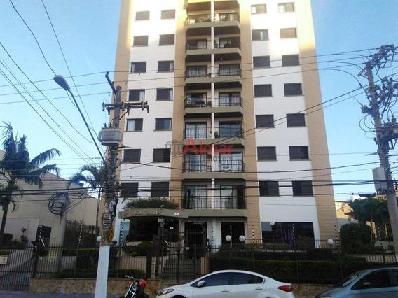 Apartamento 3 Dormitórios Todo Com Móveis Planejados No Tatuapé - V7644