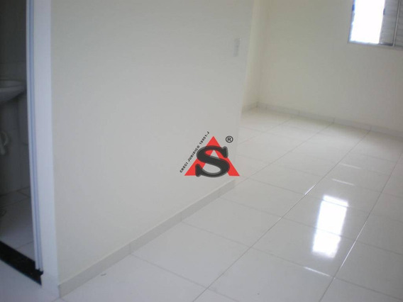 Casa Com 1 Dormitório Para Alugar, 28 M² Por R$ 1.100,00/mês - Ipiranga - São Paulo/sp - Ca2268