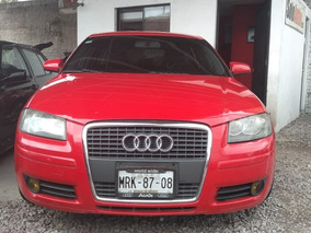 Audi A3 2.0 3p Attraction Plus Tiptronic At 2006
