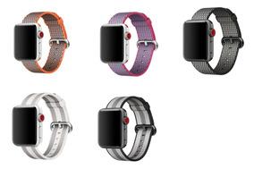 Pulseira Nylon Apple Watch Iwo 42mm 2 Unidades