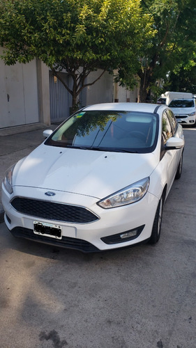 Ford Focus Lll 1.6 S  4 Ps