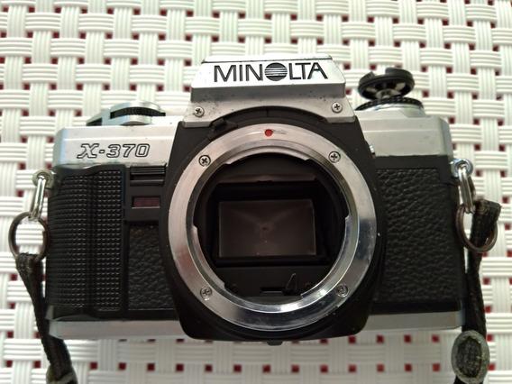 Máquina Fotográfica Minolta X 370
