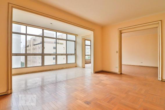 Apartamento Para Aluguel - Jardim Paulista, 4 Quartos, 300 - 893063914