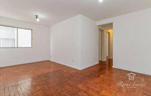 Imagem 1 de 15 de Apartamento, 93 M² - Venda Por R$ 400.000,00 Ou Aluguel Por R$ 1.100,00/mês - Jaguaré - São Paulo/sp - Ap4516