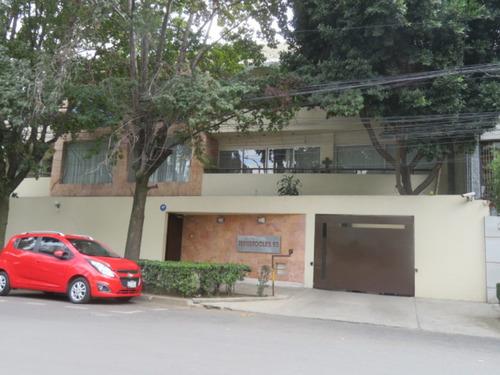 Imagen 1 de 14 de Departamento En Venta, Miguel Hidalgo, Ciudad De México