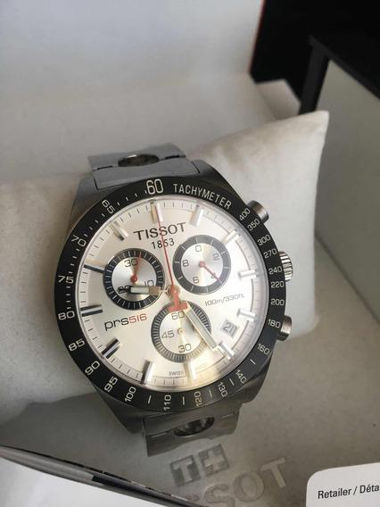 Relógio Tissot Prs 516 Crono Zero Na Caixa