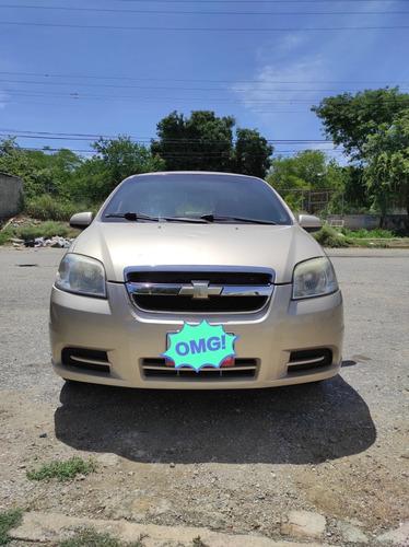 Chevrolet  Aveo 4 Puertas  Lt