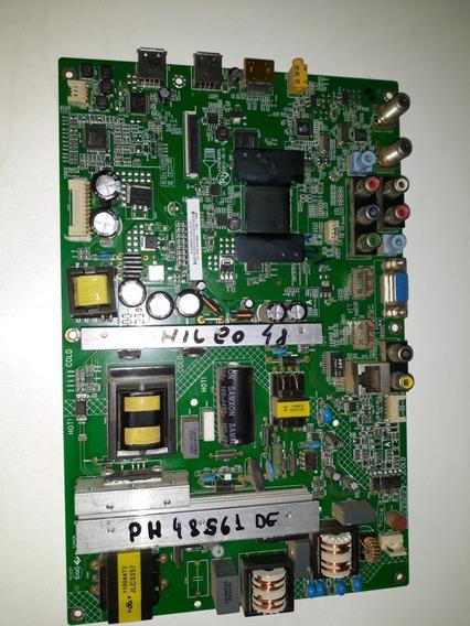 Placa Principal Tv Philco Ph48s62dg