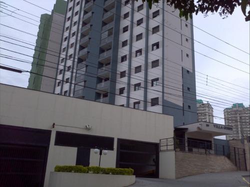 Imagem 1 de 27 de Apartamento A Venda, Edifício Villa Giuseppe, Jardim Ana Maria, Jundiaí - Ap09614 - 32430028