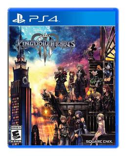 Kingdom Hearts 3 Ps4 / Kingdom Hearts Iii Ps4 Disponible