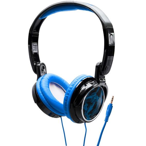 Fone Ouvido Headphone Dobrável Jammerz Streets Coby Cv400