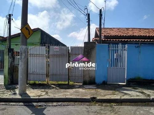 Terreno À Venda, 125 M² Por R$ 115.000,00 - Jardim Souto - São José Dos Campos/sp - Te1571