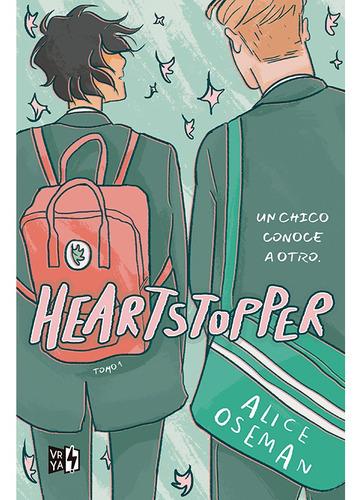 Heartstopper - Autor: Oseman, Alice - V R Editoras