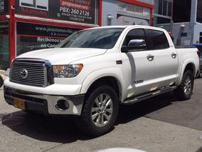 Toyota Tundra Crewmax Limited 5.7 Perfecto Estado