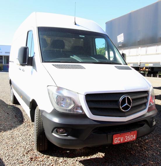 Van Mercedes-benz Sprinter 313 Street - 2018/19 (gcv 3504)