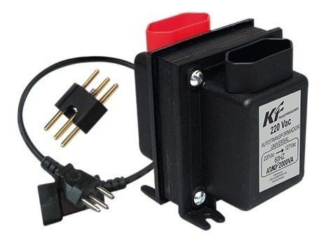 Auto Transformador De Voltagem 1050va 110-220 E 220-110v