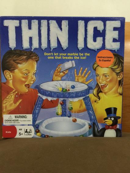 Thin Ice - Juguete / Juego De Accion Para Niños