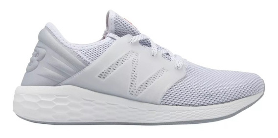 Zapatillas New Balance Wcruz Dama - Blanco