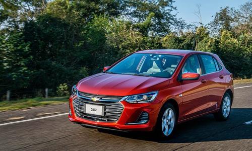 Chevrolet Onix  5p 1,0t Automatico Premier
