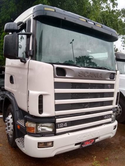 Scania R124 400 Ga-nz 6x2 Trucada 2002 2002