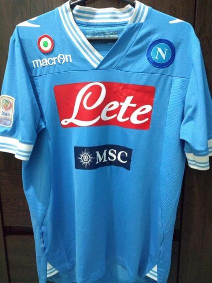 Camisa Napoli 2013/14