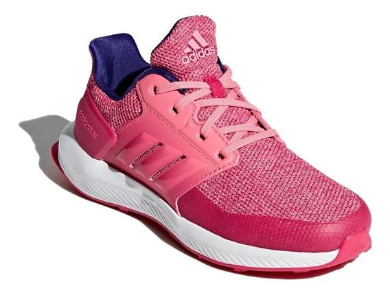 Zapatilla adidas Running Niña Rapidarun Rosa Ras