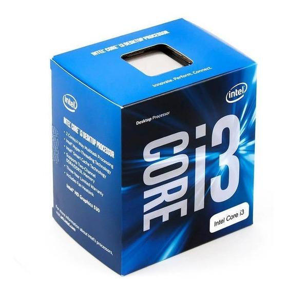 Micro Intel Skylake I3 7100 3.8ghz 7ma Generación Dual Core